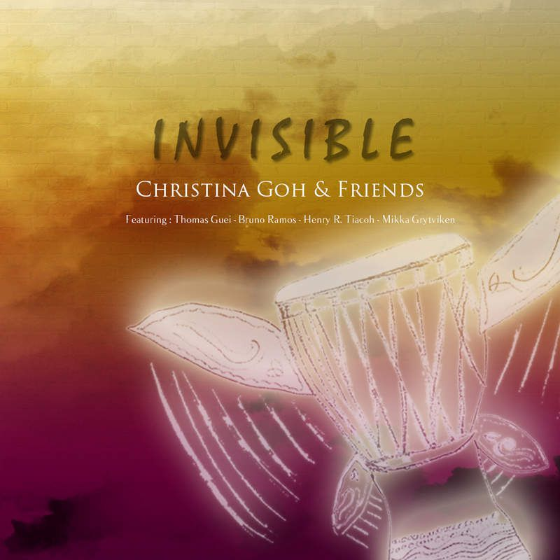 INVISIBLE-Christina Goh and Friends, le dernier album de la chanteuse Christina Goh