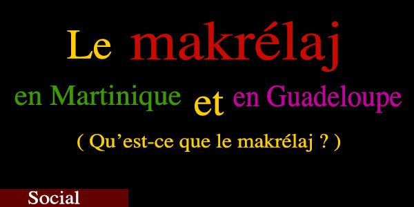 � Le makrélaj, makrel et mako en Martinique et en Guadeloupe. Qu'est-ce que c'est ?