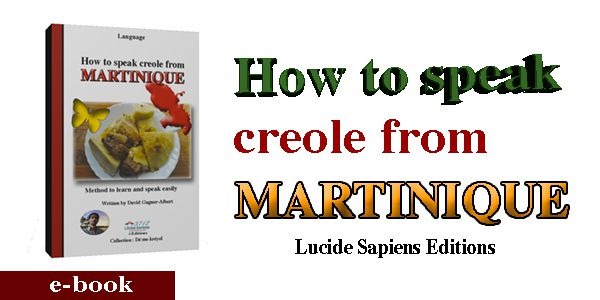How to speak creole from Martinique