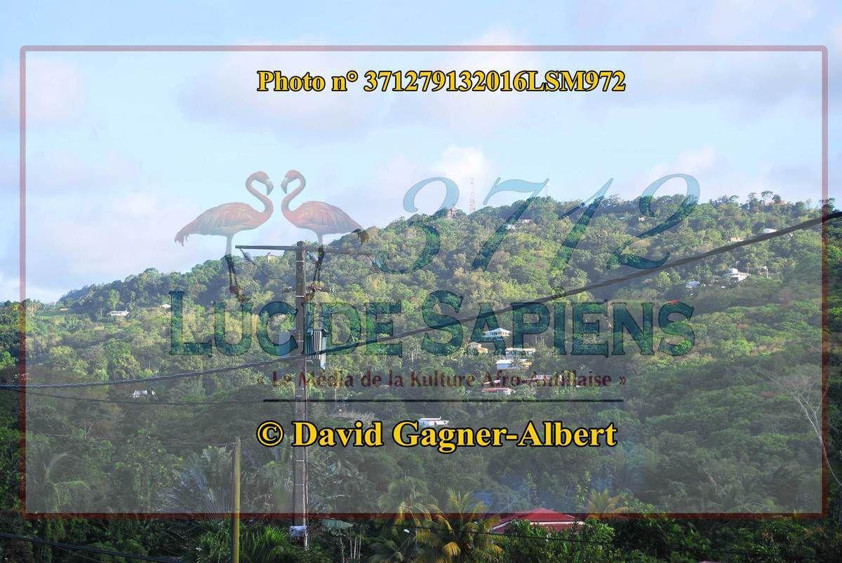 Image quartier Tracée Trinité en Martinique
