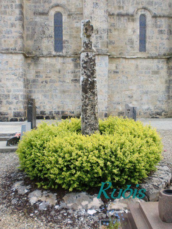 Croix de chemin, de carrefour, de cimetière et d'église en Deux Sèvres (79)
