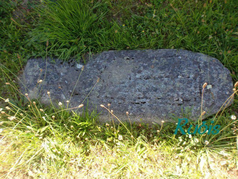 Gisants, dalles funéraires et tombeaux de Creuse (23)