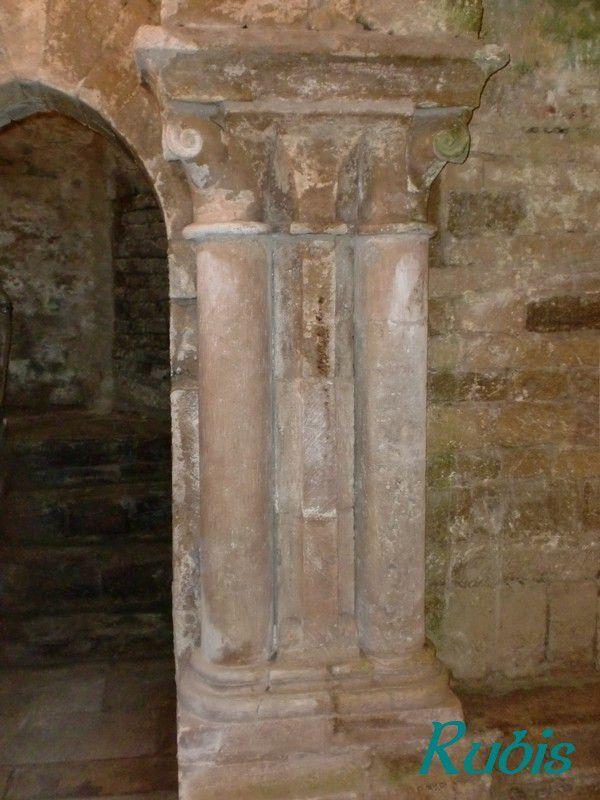 Crypte des Essarts (85)