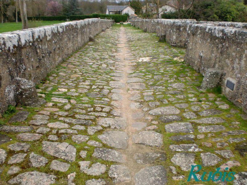 Ponts et gués de Deux-Sèvres (79)