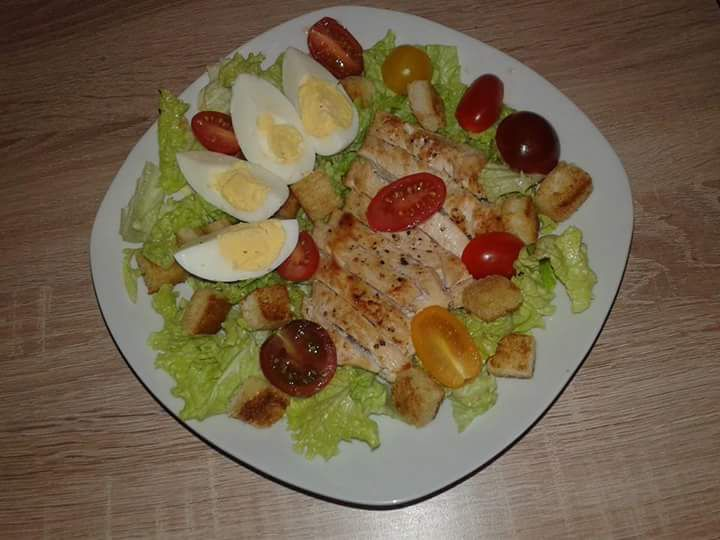 Assiette coquette for Une entree froide
