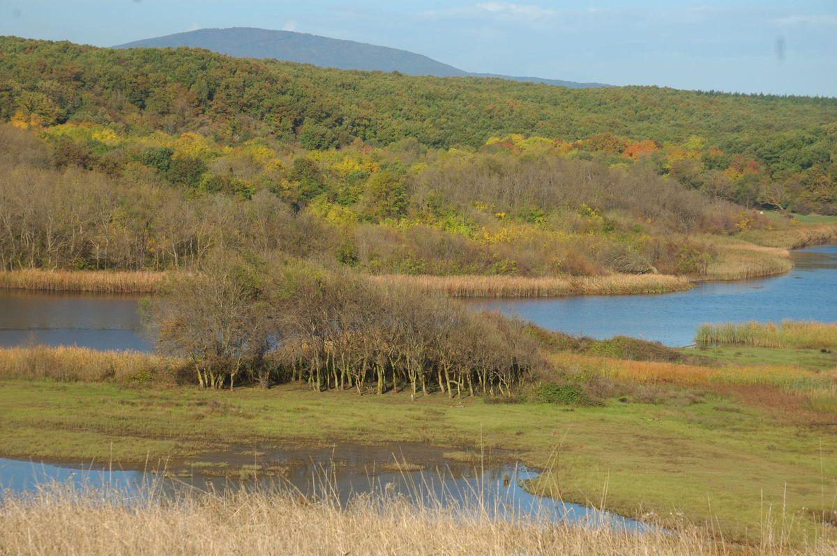 Veleka, la rivière