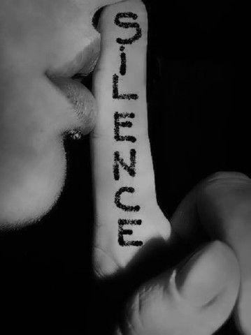Le silence est une opinion