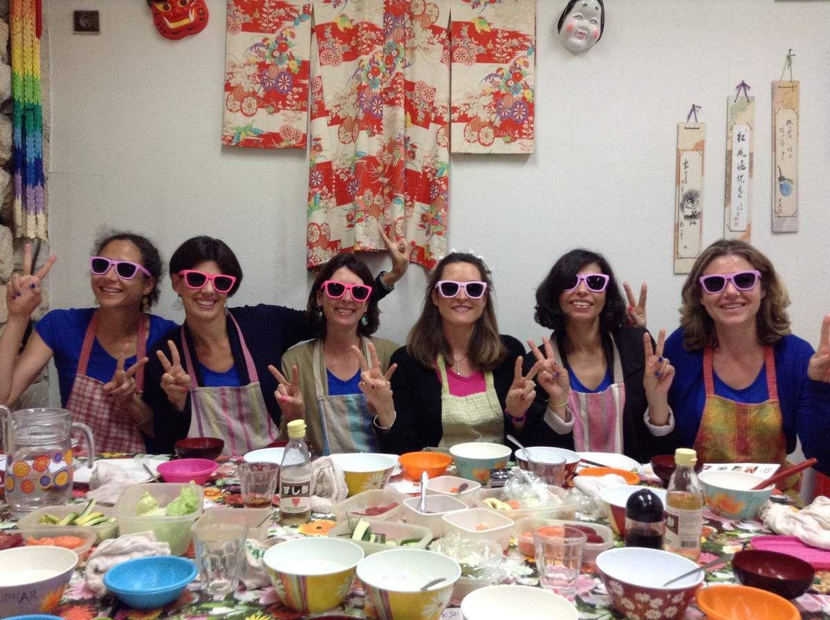 Photos de cuisine initiation au sushi et cuisine familiale - Blog cuisine familiale ...