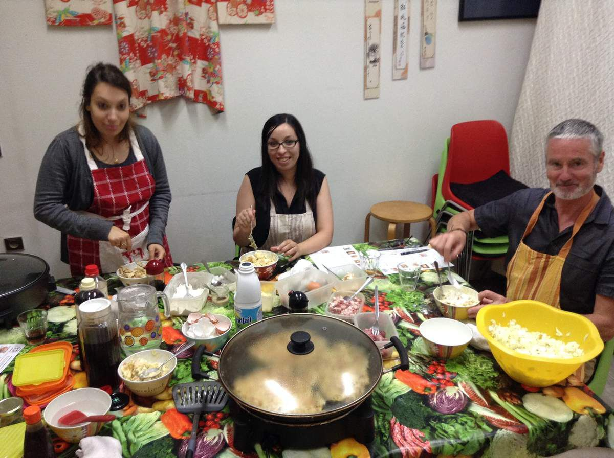Photo de Cuisine d'Okonomiyaki