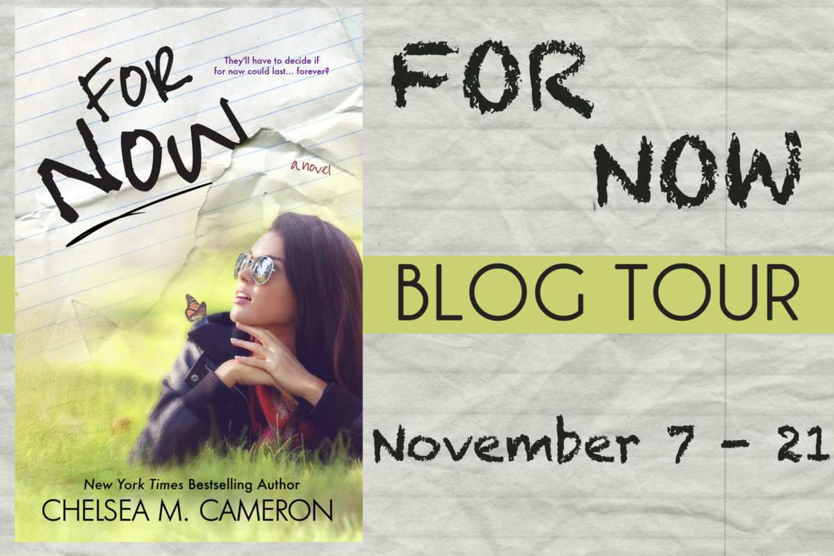 FOR NOW Blog Tour