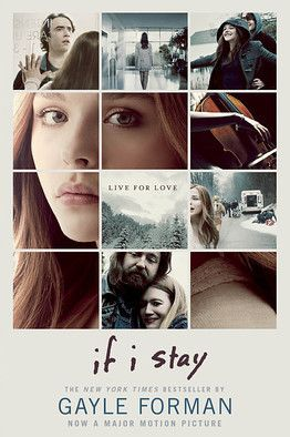 If I Stay by Gayle Forman... And My Epiphany!