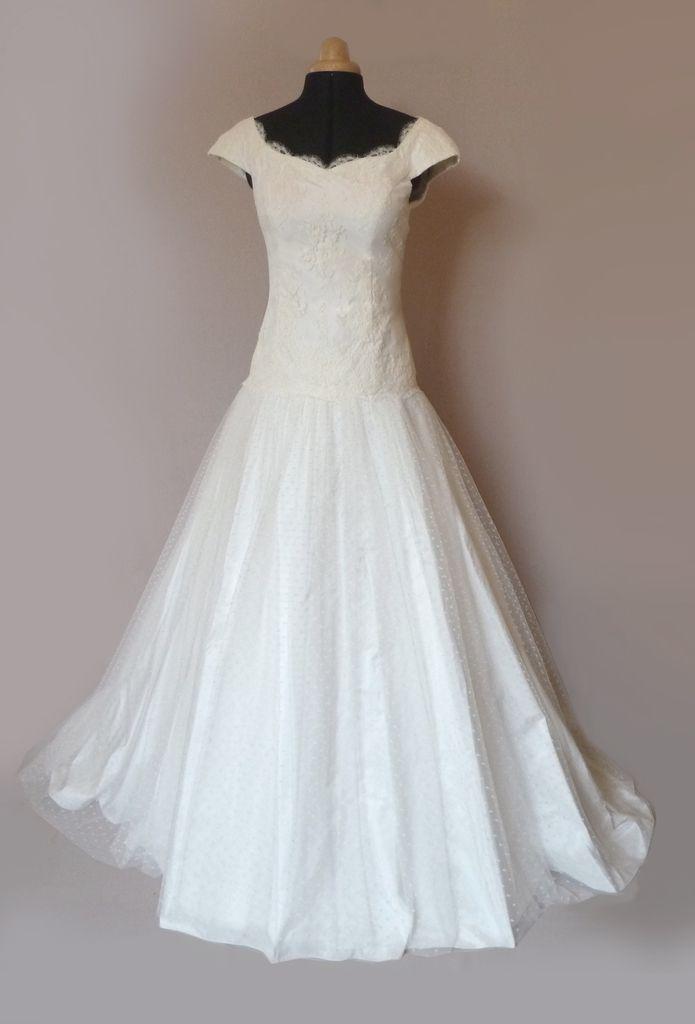 robe de mariée Constance