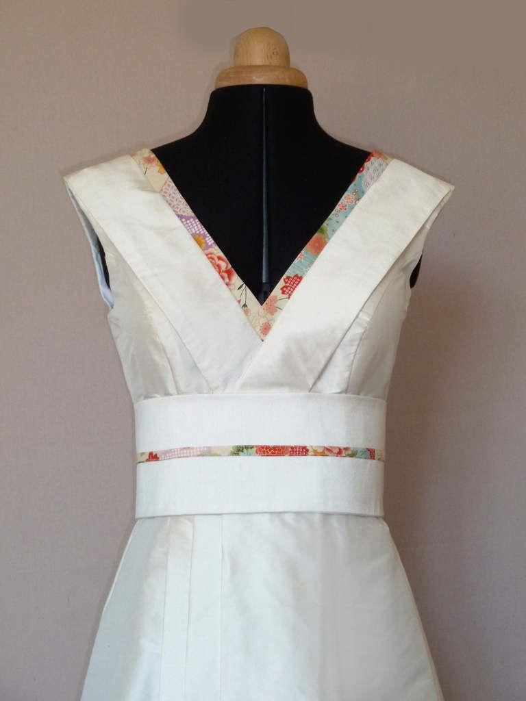 robe de mariée Anne sophie