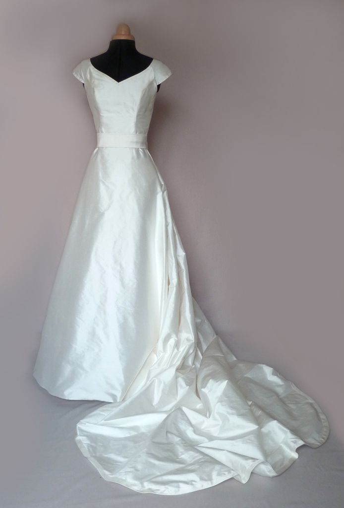 robe de mariée Camille CH