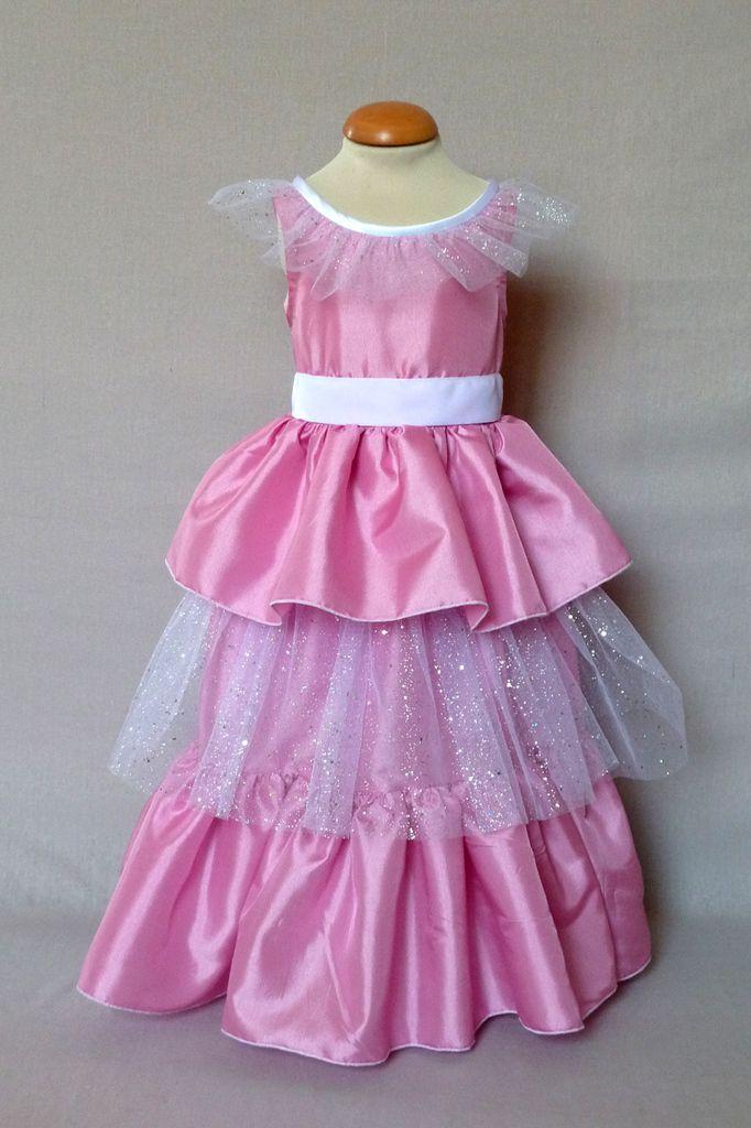 déguisements de Sissi et fée rose