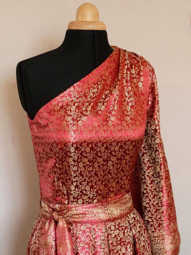 robe sari Dorothée