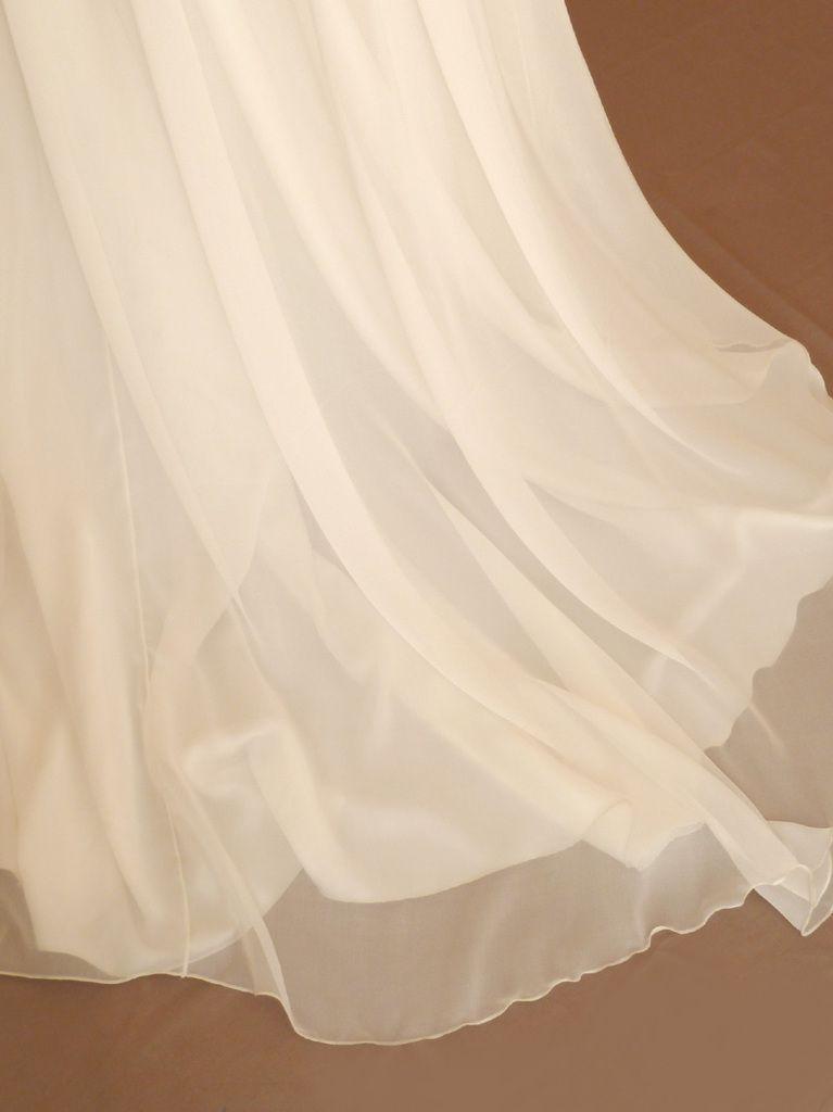 Robe de mariée mousseline Marie S