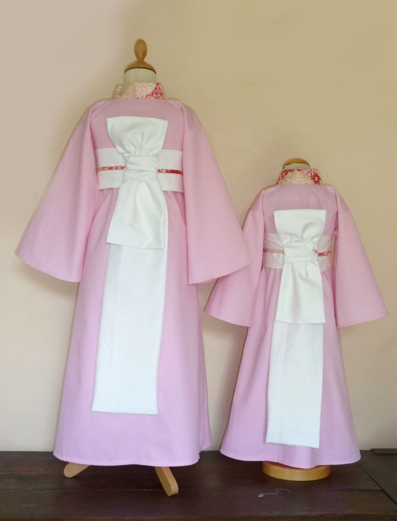 cortège kimonos