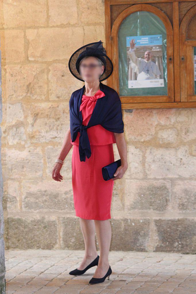 robe en satin de soie rouge corail
