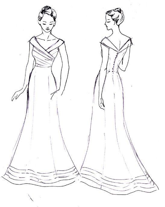 Robe de Mariée Astrid D.