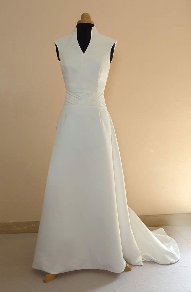 Robe de mariée Estelle Fleur
