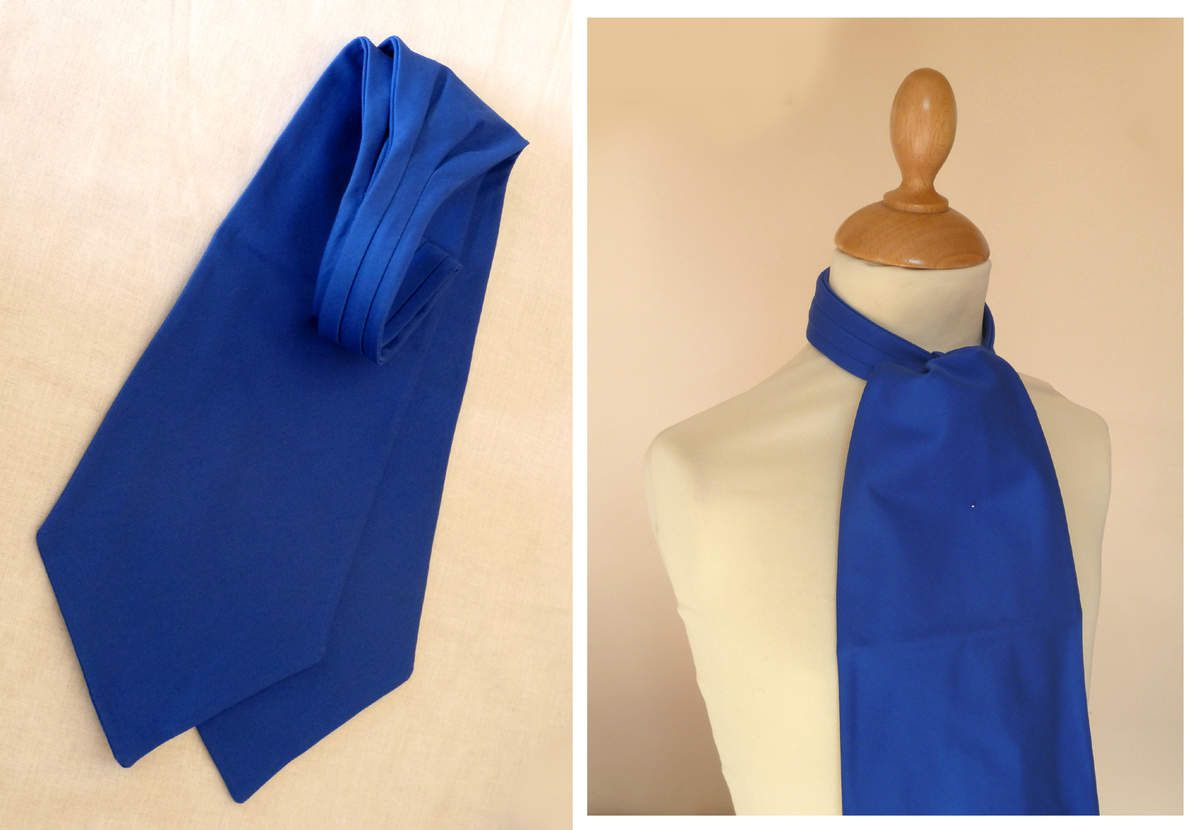 Accessoires homme: cravates et lavallières