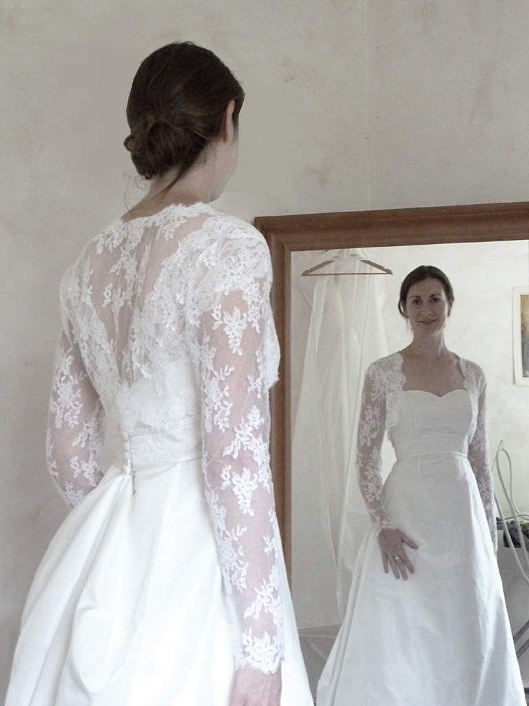 Robe de mariée Cécile