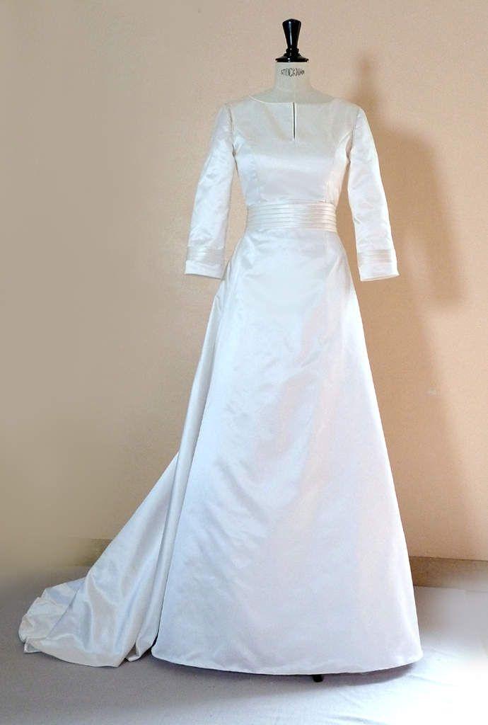 Robe de mariée Camille Razimir