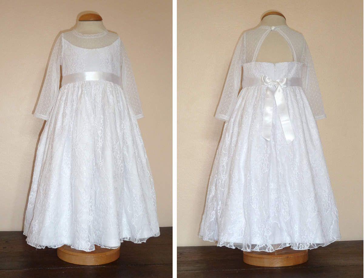 robe de baptême Anaé