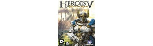HEROES OF MIGHT&amp&#x3B;MAGIC V - Game Consulting - PC