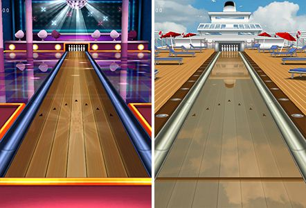 BOWLING &amp&#x3B; FRIENDS - Playsoft - IOS/Android