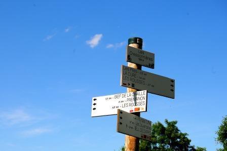 Des Rousses à Saint Claude, 3 jours dans le haut Jura.