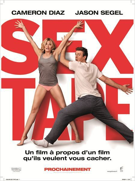 &quot&#x3B;Sex Tape&quot&#x3B;, un film de Jason Kasdan