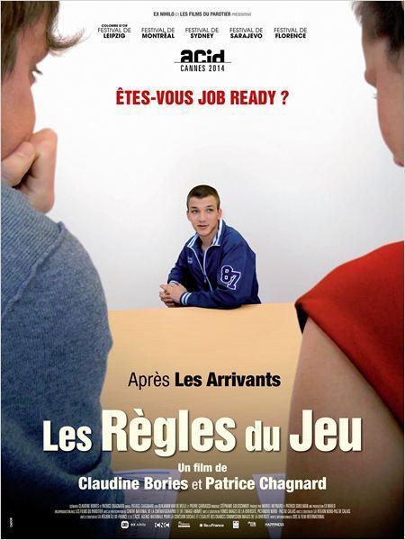&quot&#x3B;Les règles du jeu', un film de Claudine Bories et Patrice Chagnard