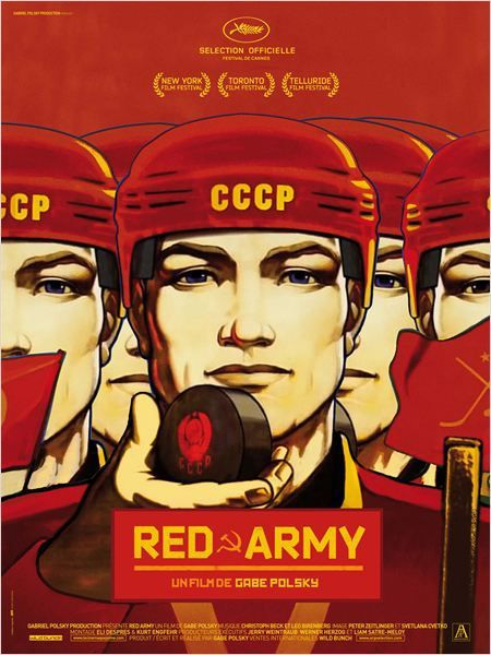 &quot&#x3B;Red Army&quot&#x3B;, un film de Gabe Polsky