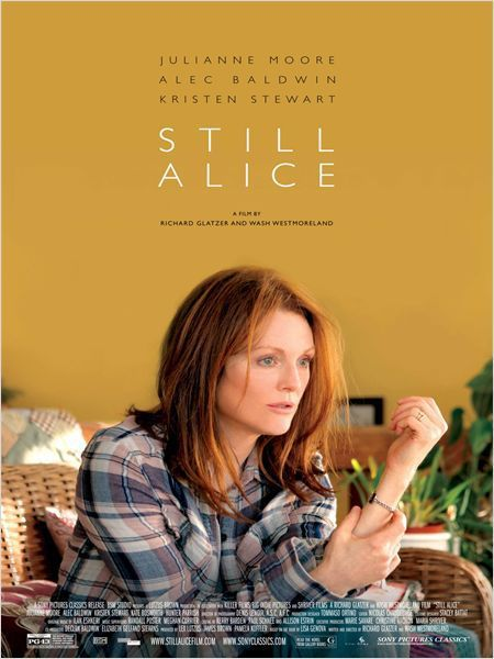 &quot&#x3B;Still Alice&quot&#x3B;, un film de Richard Glatzer et Wash Westmoreland