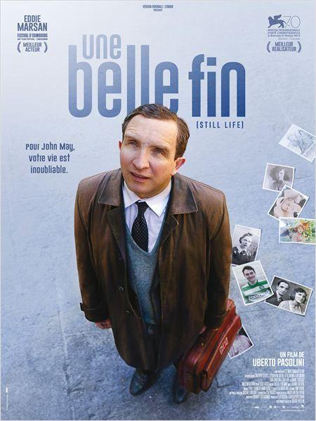 &quot&#x3B;Une belle fin&quot&#x3B;, un film de Uberto Pasolini
