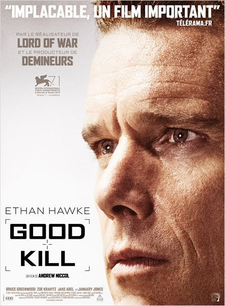 &quot&#x3B;Good Kill&quot&#x3B;, un film de Andrew Niccol