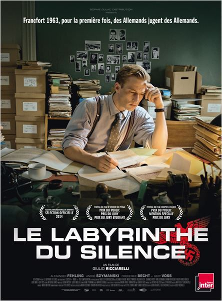 &quot&#x3B;Le labyrinthe du silence&quot&#x3B;, un film de Giulio Ricciarelli
