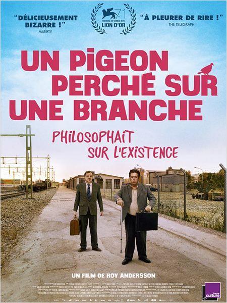 &quot&#x3B;Un pigeon perché sur une branche philosophait sur l'existence&quot&#x3B;, un film de Roy Andersson