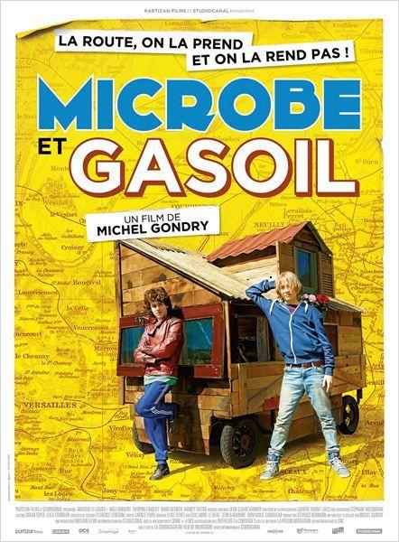 &quot&#x3B;Microbe et Gasoil&quot&#x3B;, un film de Michel Gondry
