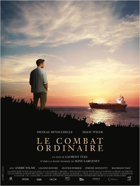 &quot&#x3B;Le combat ordinaire&quot&#x3B;, un film de Laurent Tuel