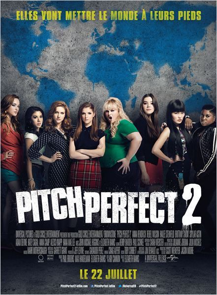 &quot&#x3B;Pitch Perfect 2&quot&#x3B;, un film de Elizabeth Banks