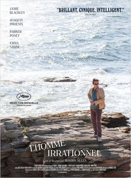 &quot&#x3B;L'homme irrationnel&quot&#x3B;, un film de Woody Allen