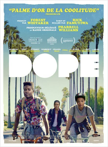 &quot&#x3B;Dope&quot&#x3B;, un film de Rick Famuyiwa