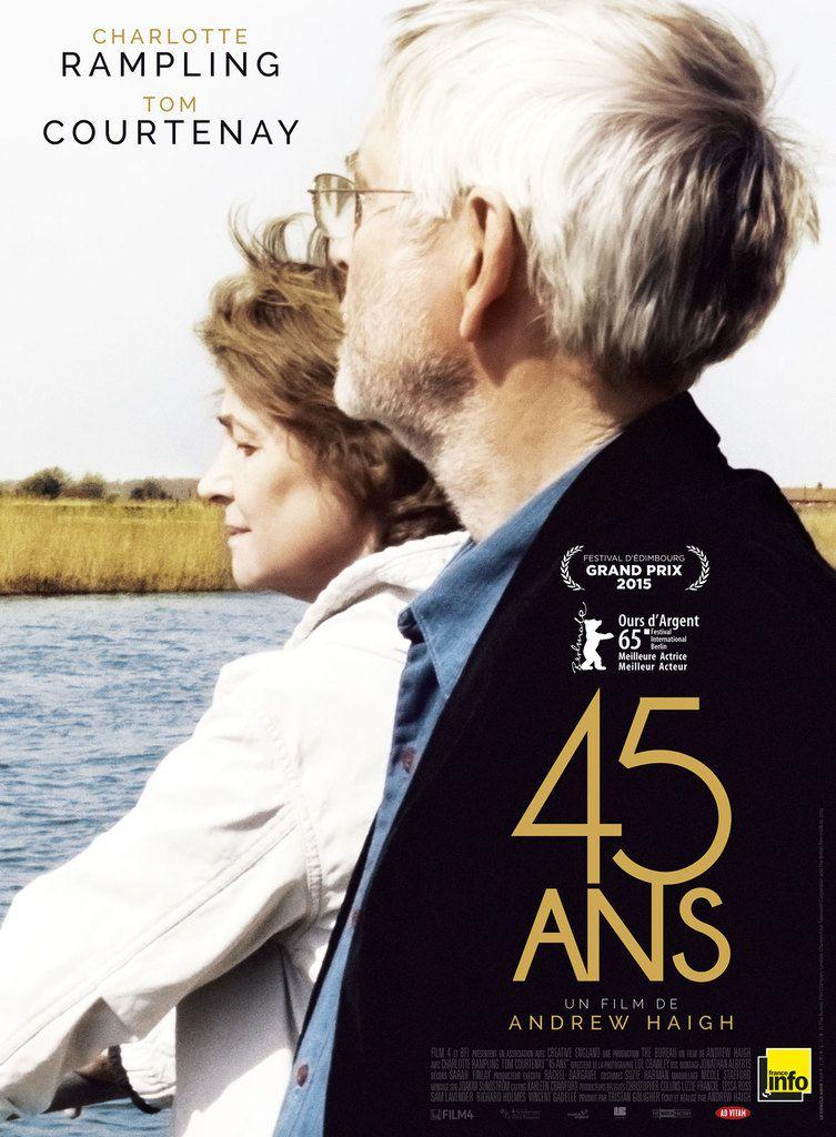 &quot&#x3B;45 ans&quot&#x3B;, un film de Andrew Haigh