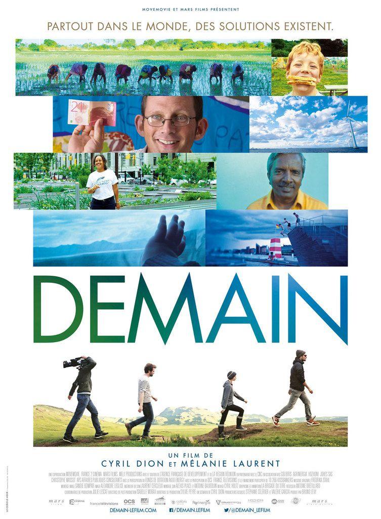 &quot&#x3B;Demain&quot&#x3B;, un film de Cyril Dion et Mélanie Laurent