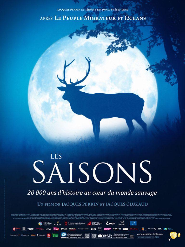 &quot&#x3B;Les saisons&quot&#x3B;, un film de Jacques Perrin et Jacques Cluzaud