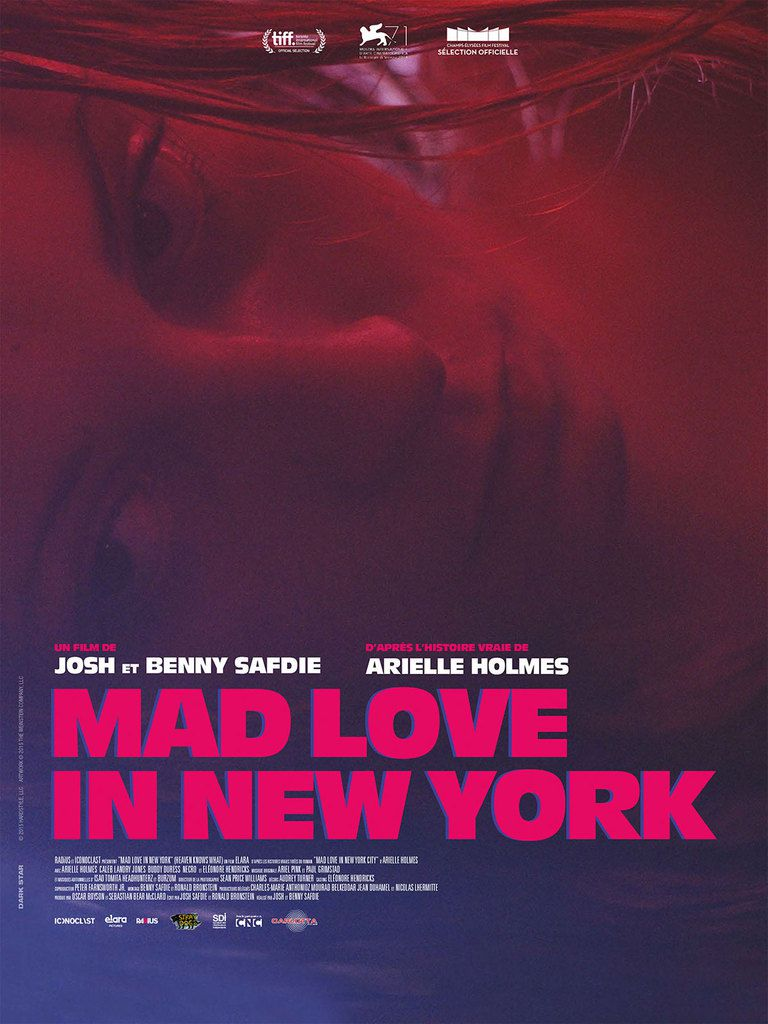 &quot&#x3B;Mad love in New York&quot&#x3B;, un film de Ben et Josh Safdie