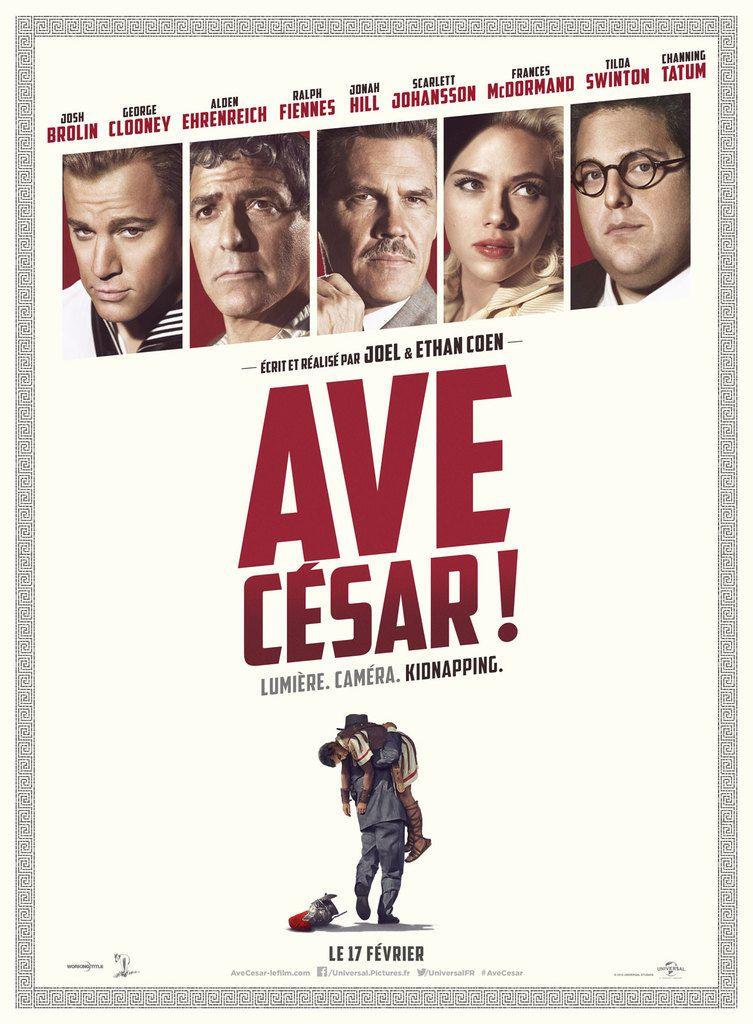 &quot&#x3B;Ave, César !&quot&#x3B;, un film de Joel et Ethan Coen